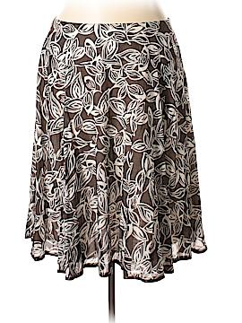 Jones New York Signature Casual Skirt Size 18 W (Plus)