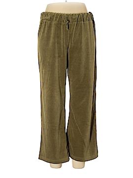 Iris Singer Collection Velour Pants Size XL