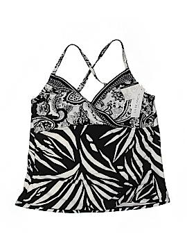 La Blanca Swimsuit Top Size 18 (Plus)