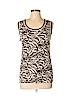 Jones New York Collection Women Sleeveless Top Size XL