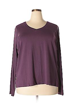 K. Jordan Long Sleeve T-Shirt Size 2X (Plus)