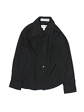 Van Heusen Long Sleeve Button-Down Shirt Size 6 mo