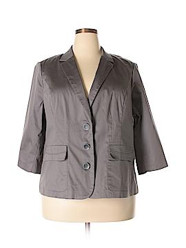 Lane Bryant Silk Blazer Size 22 (Plus)