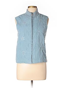 Alfred Dunner Vest Size 10 (Petite)
