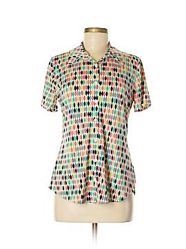 Van Heusen Short Sleeve Top Size M
