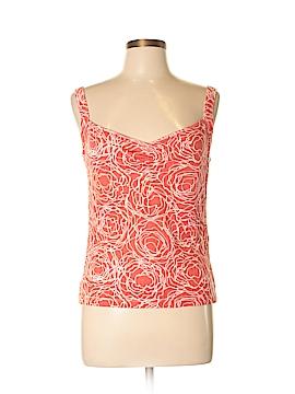 Casual Corner Sleeveless Silk Top Size L