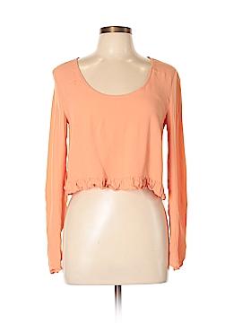 TOBI Long Sleeve Blouse Size L