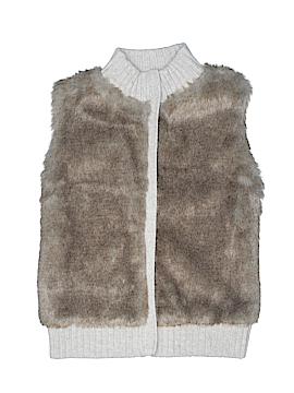 Gap Kids Faux Fur Vest Size 14 - 16
