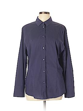 Escada Sport Long Sleeve Button-Down Shirt Size 44 (EU)