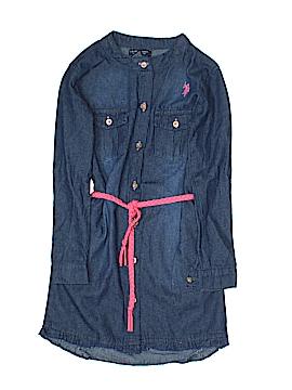 U.S. Polo Assn. Long Sleeve Button-Down Shirt Size 6X