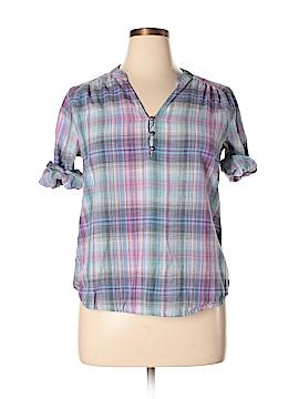 Bit & Bridle 3/4 Sleeve Blouse Size L