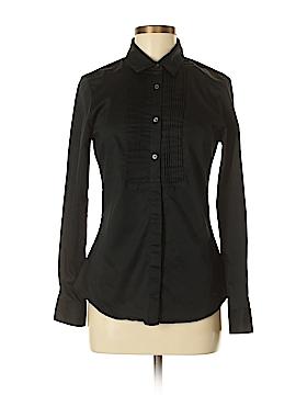 Banana Republic Factory Store Long Sleeve Button-Down Shirt Size 8