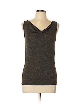 Alfani Silk Pullover Sweater Size L (Petite)