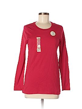 Faded Glory Long Sleeve T-Shirt Size S