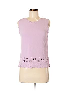 Victoria Sleeveless Blouse Size M