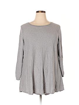 Willi Smith Pullover Sweater Size 2X (Plus)