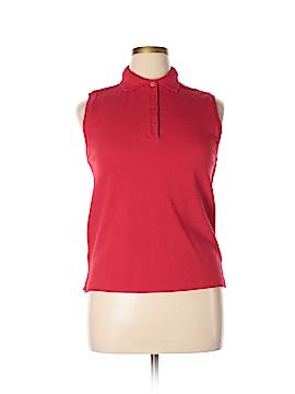 Erika & Co. Sleeveless Polo Size XL