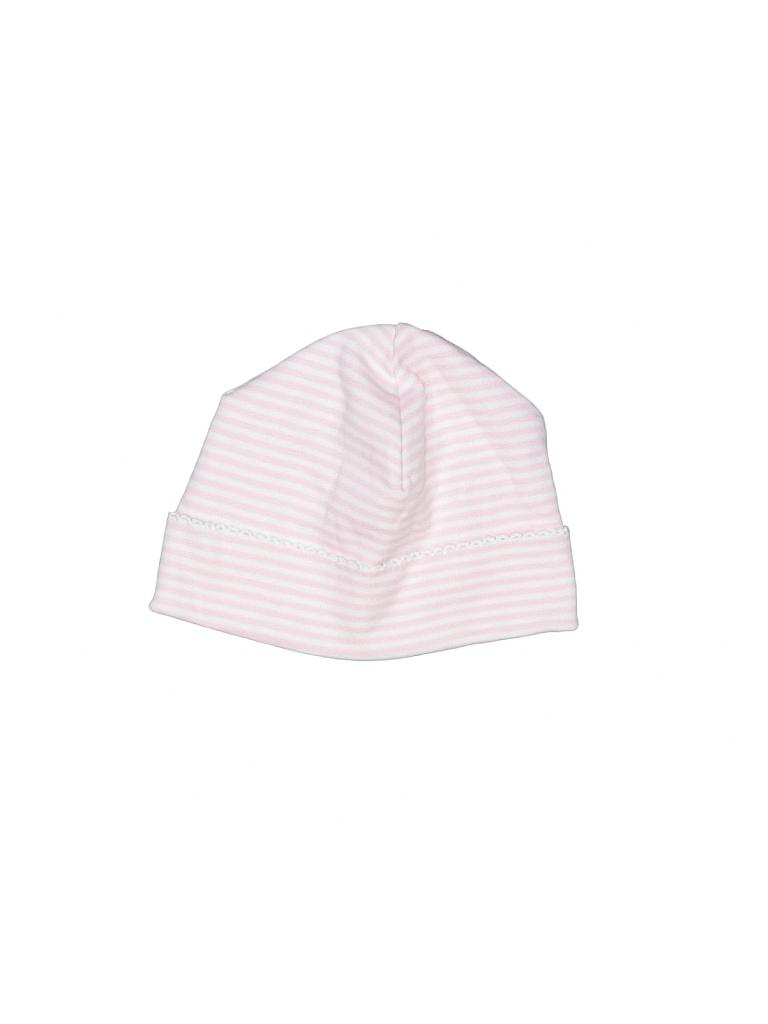 5bf7e6531b8 Kissy Kissy 100% Pima Cotton Stripes Light Pink Beanie Newborn - 82 ...