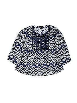 Takara Long Sleeve Button-Down Shirt Size M (Kids)