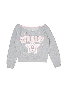 Justice Sweatshirt Size 6