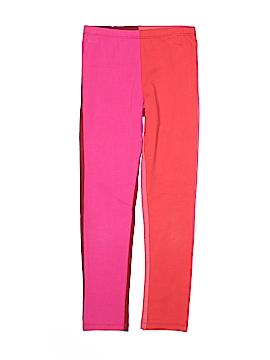 Pink Chicken Leggings Size 7