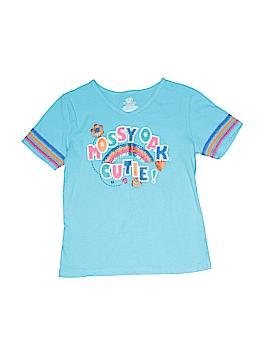 Mossy Oak Short Sleeve T-Shirt Size 10 - 12