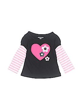 Max & Mini Long Sleeve T-Shirt Size 12 mo