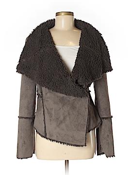 Dolce Cabo Faux Fur Jacket Size M