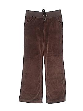 Arizona Jean Company Velour Pants Size 7
