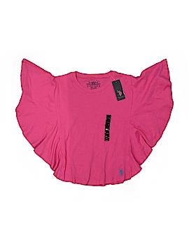 U.S. Polo Assn. Short Sleeve Top Size 12