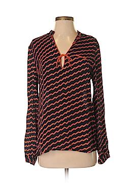 Roberta Freymann Long Sleeve Blouse Size XS