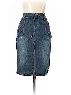 Apple Bottoms Denim Skirt Size 10