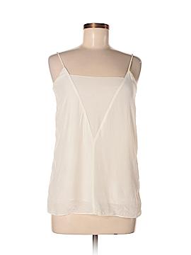 Brochu Walker Sleeveless Silk Top Size M