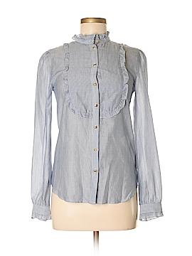 Vanessa Bruno Long Sleeve Button-Down Shirt Size 36 (EU)