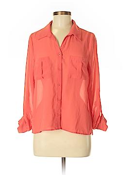 Sans Souci Long Sleeve Blouse Size M