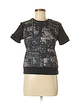 Pink Tartan Short Sleeve Top Size XS