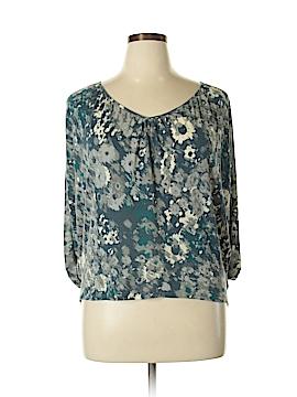 Ella Moss 3/4 Sleeve Top Size M