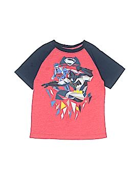 Superman Short Sleeve T-Shirt Size 6