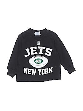Team Apparel Long Sleeve T-Shirt Size 2T