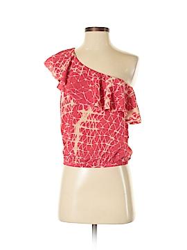 Gryphon New York Sleeveless Silk Top Size S