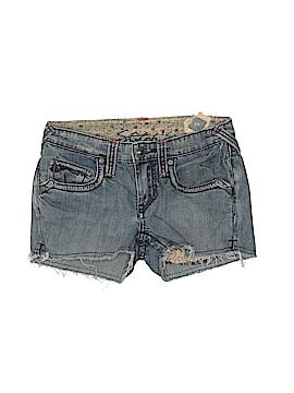 Stitch's Denim Shorts 25 Waist