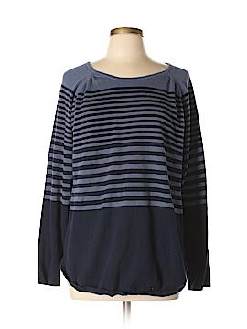 Great Northwest Indigo Pullover Sweater Size XL