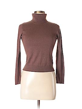 August Silk Silk Pullover Sweater Size S (Petite)