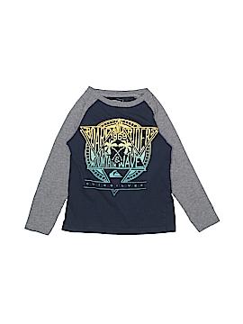 Quiksilver Long Sleeve T-Shirt Size 6