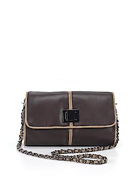Badgley Mischka Leather Crossbody Bag One Size