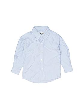Sovereign Code Long Sleeve Button-Down Shirt Size 12 mo