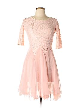 Rouge Cocktail Dress Size L