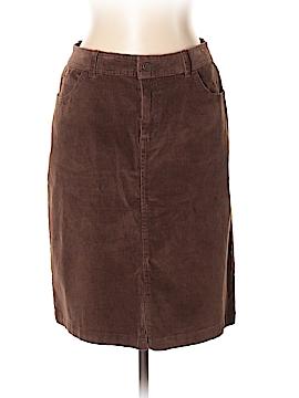 St. John's Bay Casual Skirt Size 10