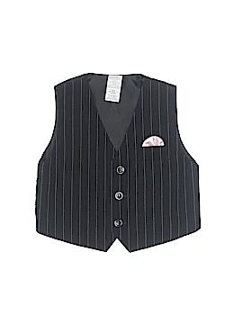Happy Fella Tuxedo Vest Size 24 mo
