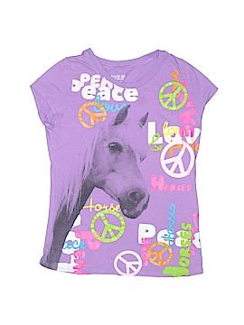 Route 66 Short Sleeve T-Shirt Size L (Kids)